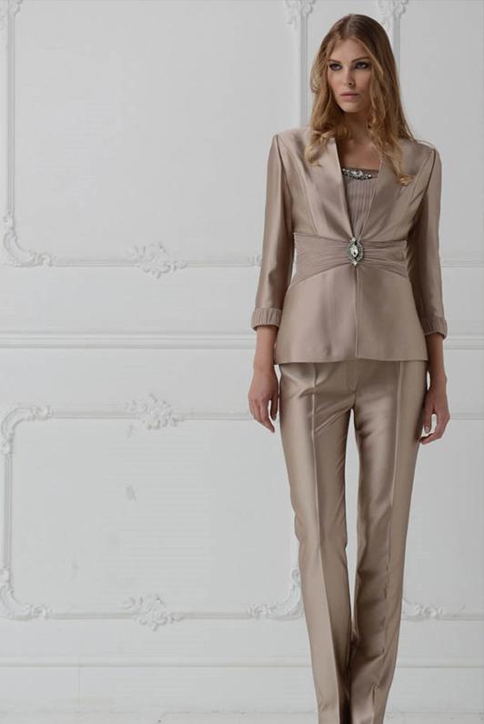 size 40 ca71d a037c Vestiti Con Pantaloni Eleganti YE81 ~ Pineglen